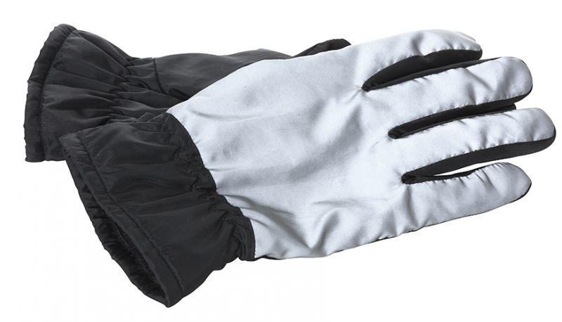 Clique Reflective Gloves 1
