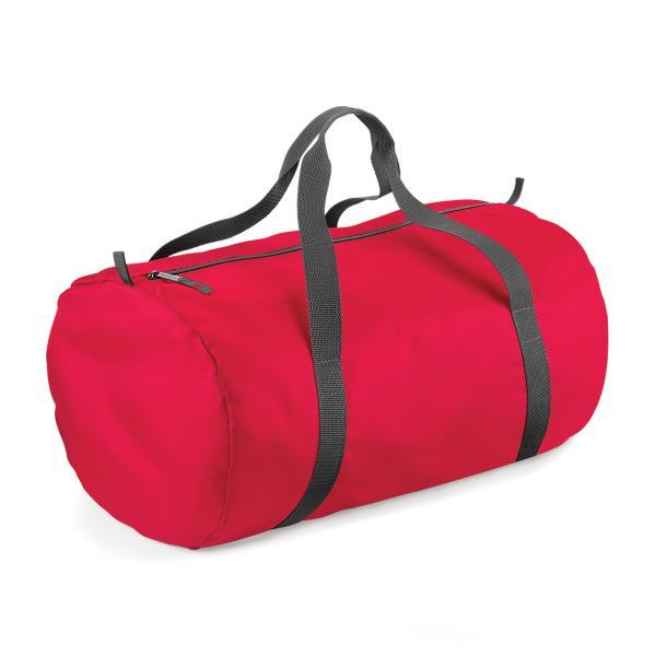 Packaway barrel bag 1